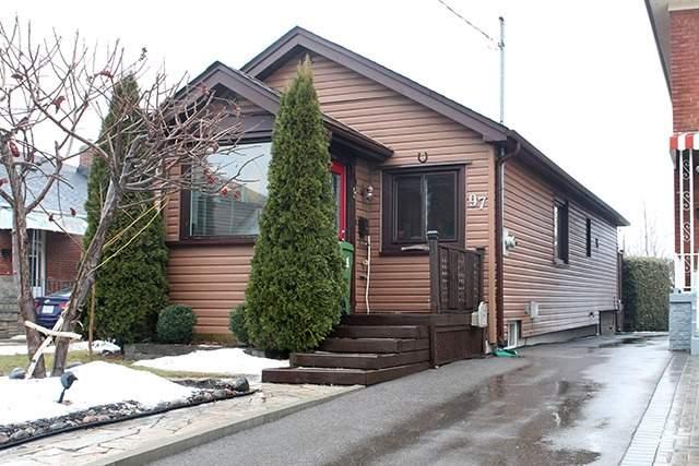 97 Pinegrove Ave, Toronto E4030316