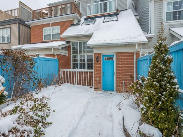 105 Sarah Ashbridge Ave, Toronto E4040663