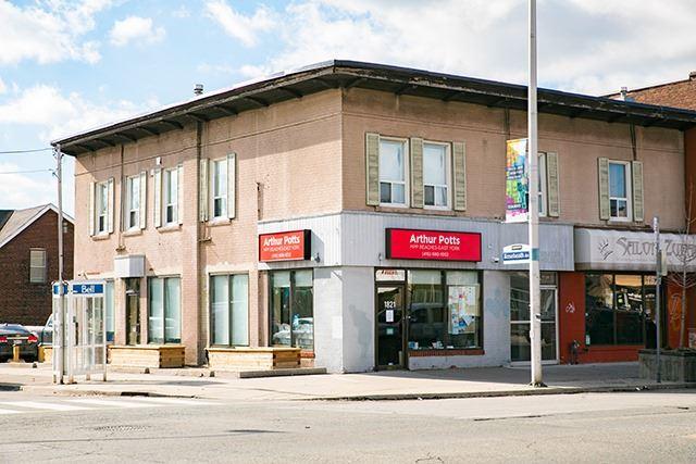 1821 Danforth Ave, Toronto E4051373