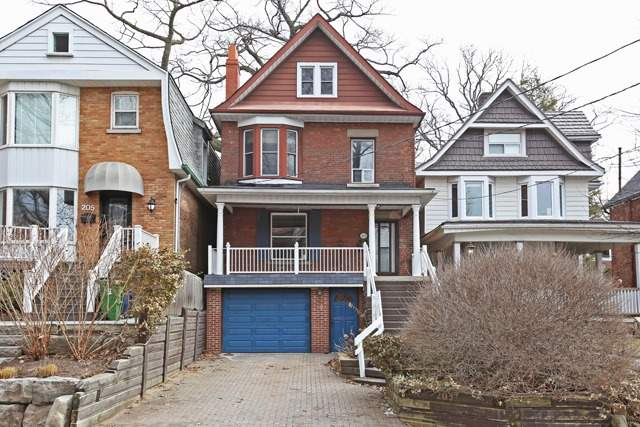 203 Willow Ave, Toronto E4066562