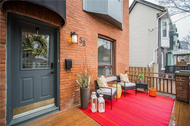 58 Winnifred Ave, Toronto E4083622