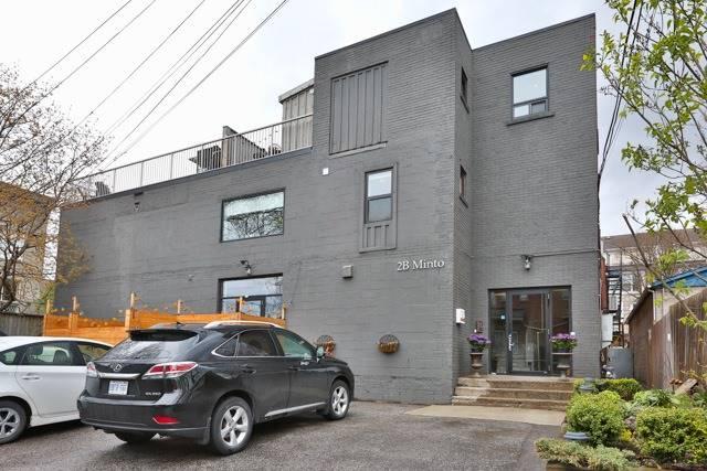 #Loft 3 - 2B Minto St, Toronto E4108783