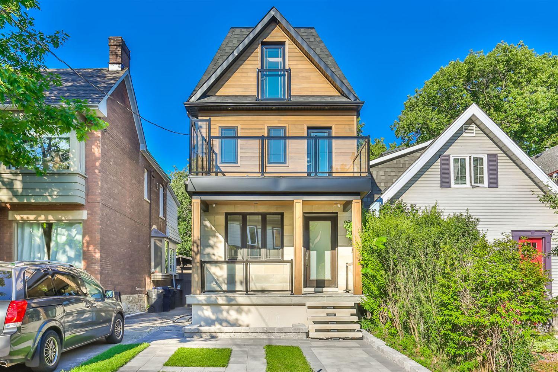 281 Willow Ave, Toronto E4111710