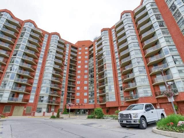 #1118 - 10 Dean Park Rd, Toronto E4154998