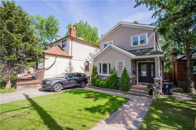 21 Lynn Rd, Toronto E4175988