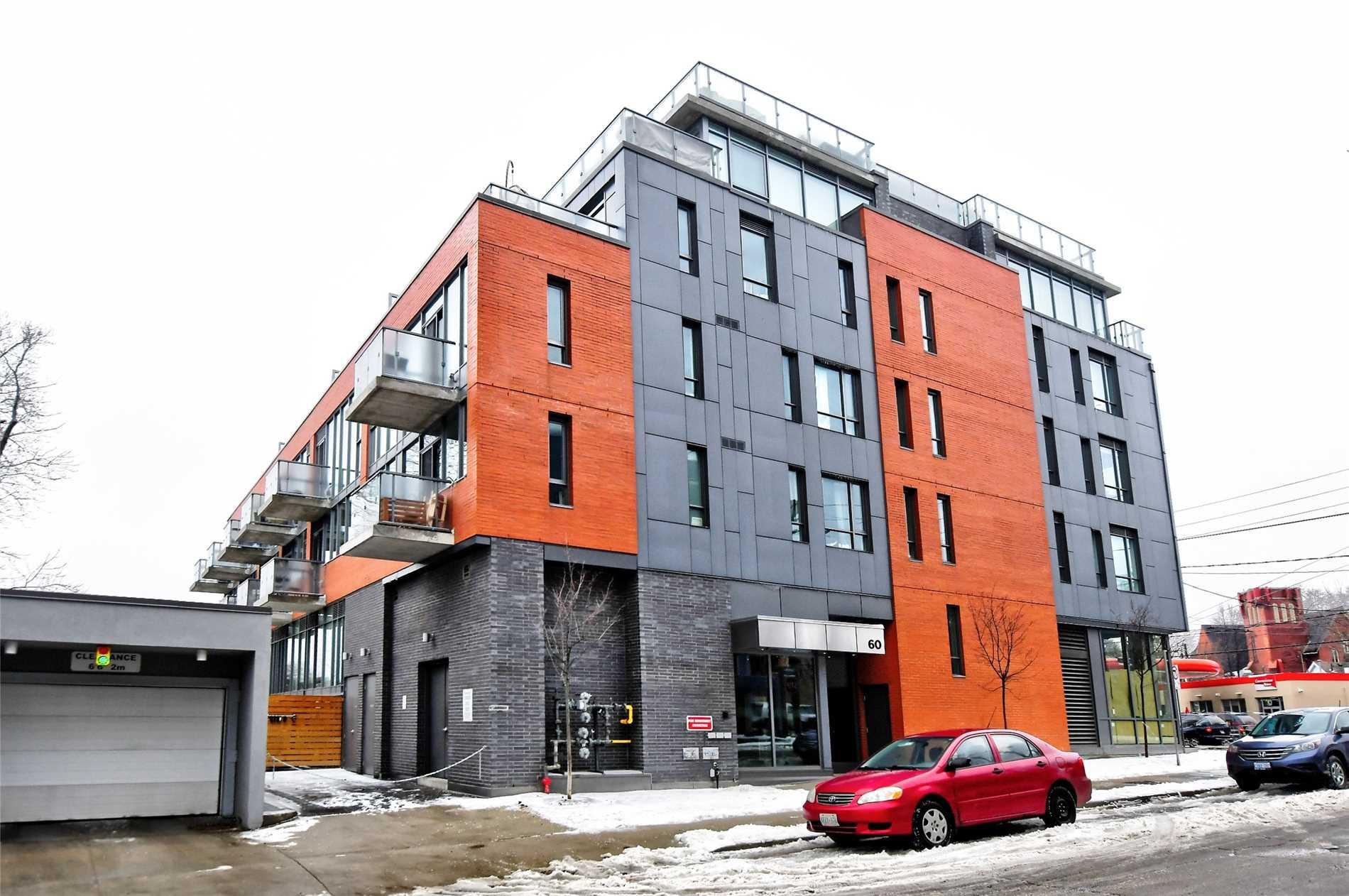 #105 - 60 Haslett Ave, Toronto E4355256