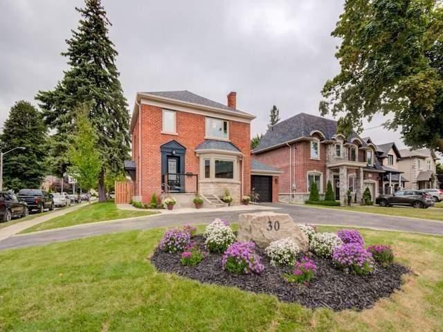 30 Parkview Hill Cres, Toronto E4403715