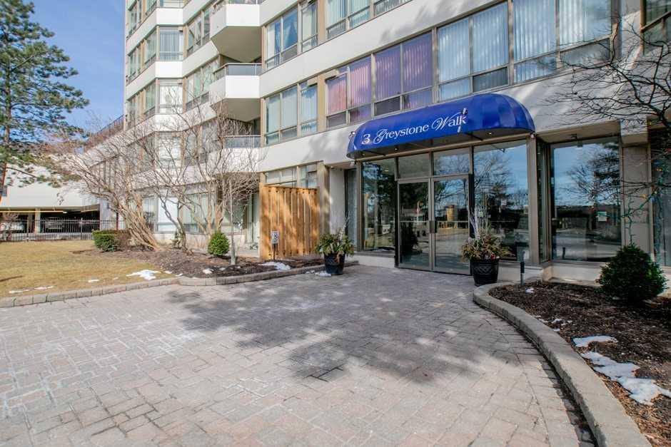 #420 - 3 Greystone Walk Dr, Toronto E4407214