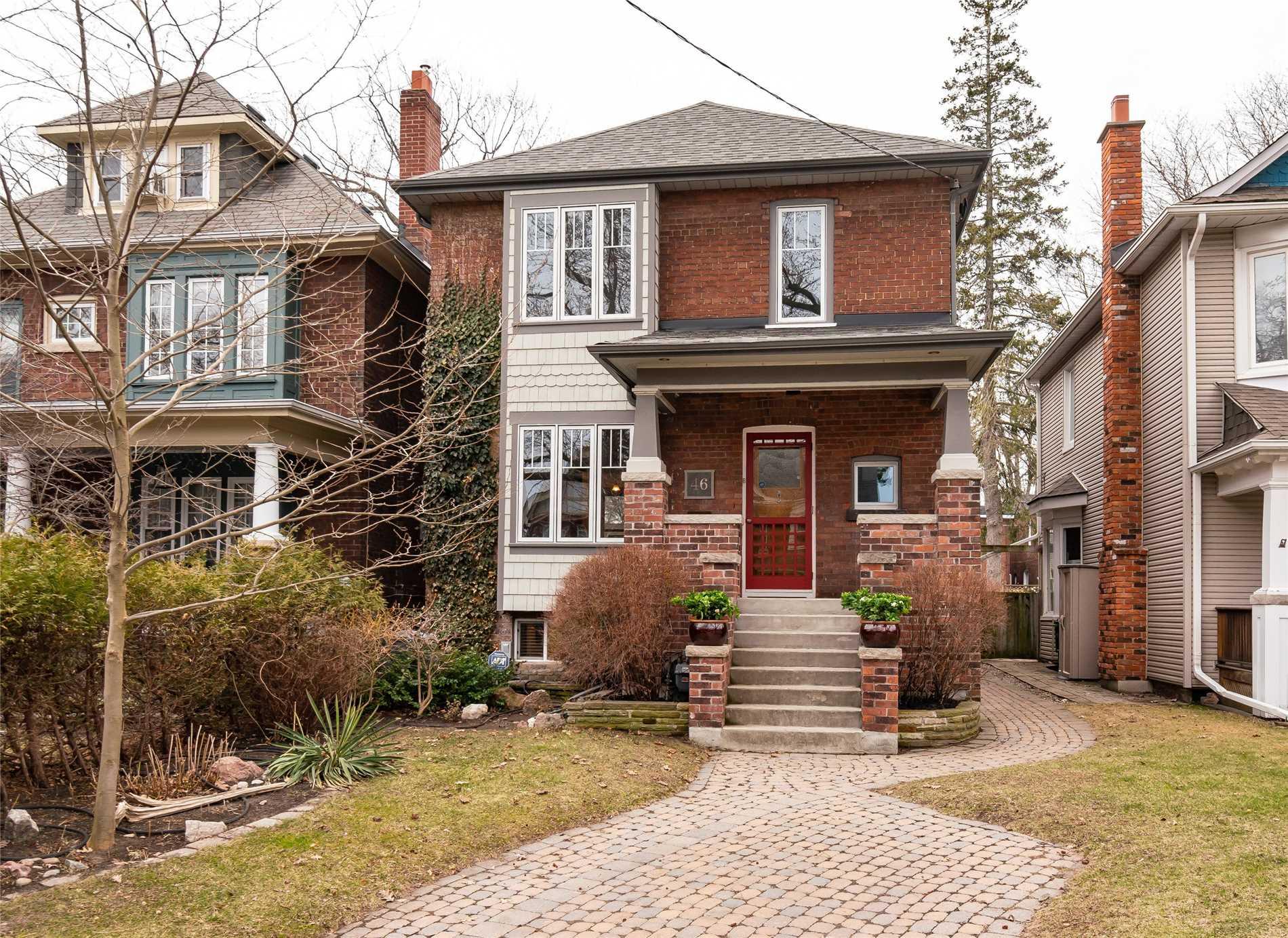 46 Hambly Ave, Toronto E4410719