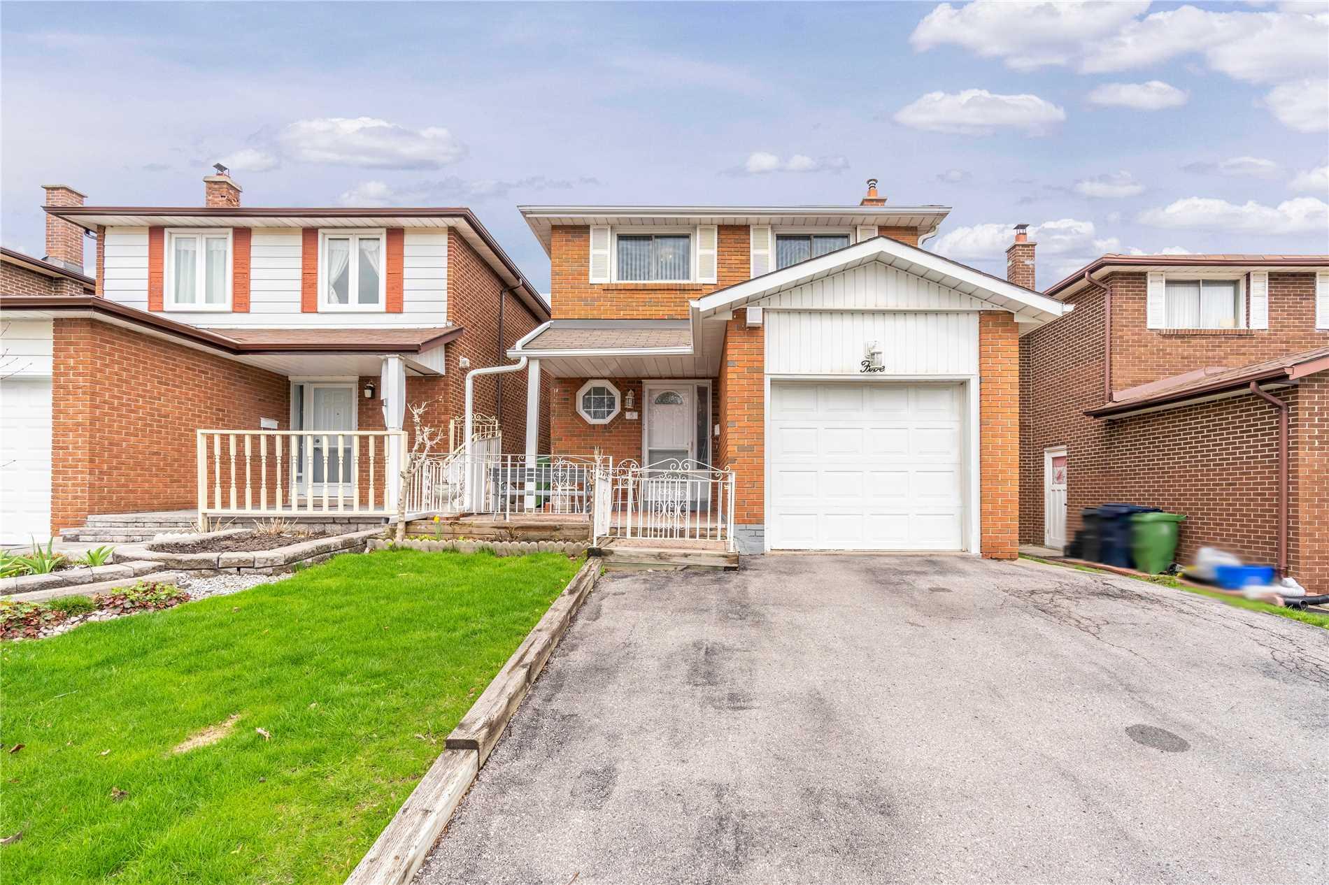 5 Brownspring Rd, Toronto E4435101