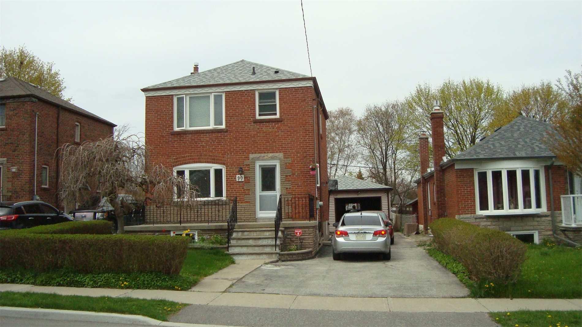 90 Foxridge Dr, Toronto E4466370