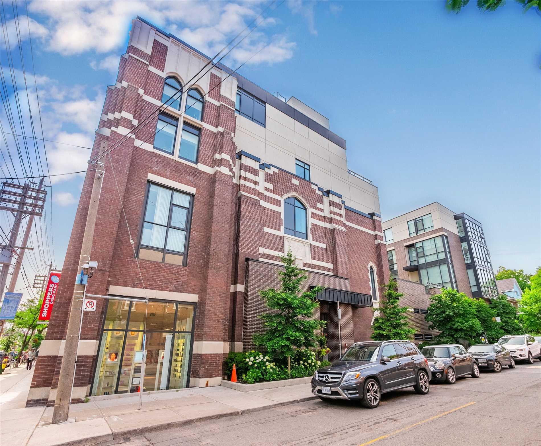 #Ph4 - 2 Bellefair Ave, Toronto E4512874