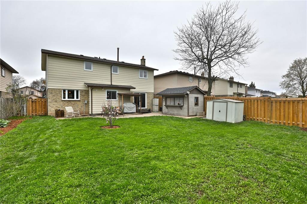 2164 Melissa Crescent, Burlington H4052221