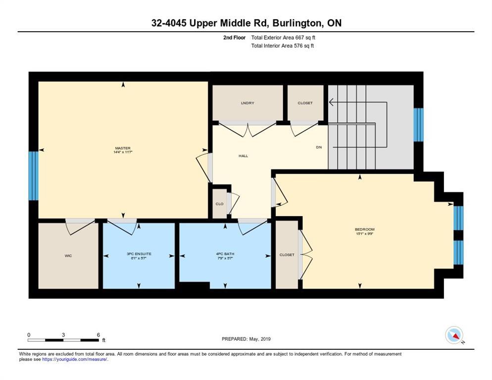 #32 - 4045 UPPER MIDDLE Road, Burlington H4052971