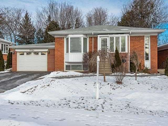 73 Boothbay Cres, Newmarket N3773784