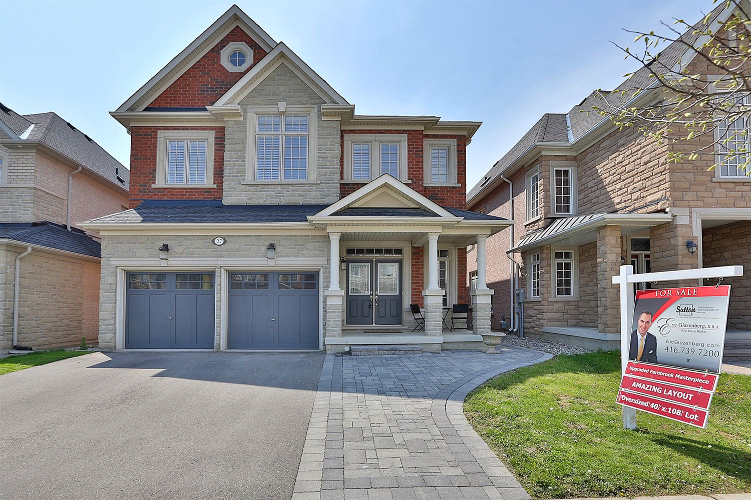27 Michael Fisher Ave, Vaughan N3830110