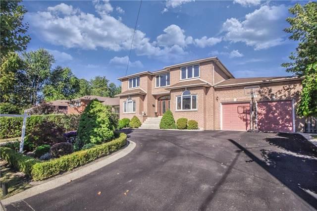 156 Crestwood Rd, Vaughan N3950742