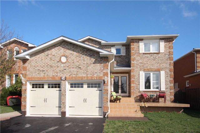 34 Coldstream Cres, Richmond Hill N3951927