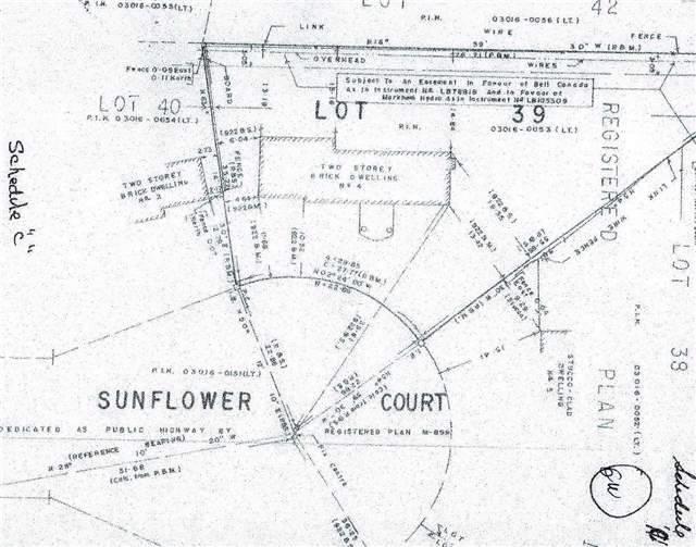 4 Sunflower Crt, Markham N4327731