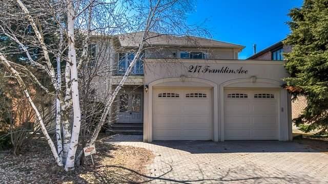 217 Franklin Ave, Vaughan N4387142