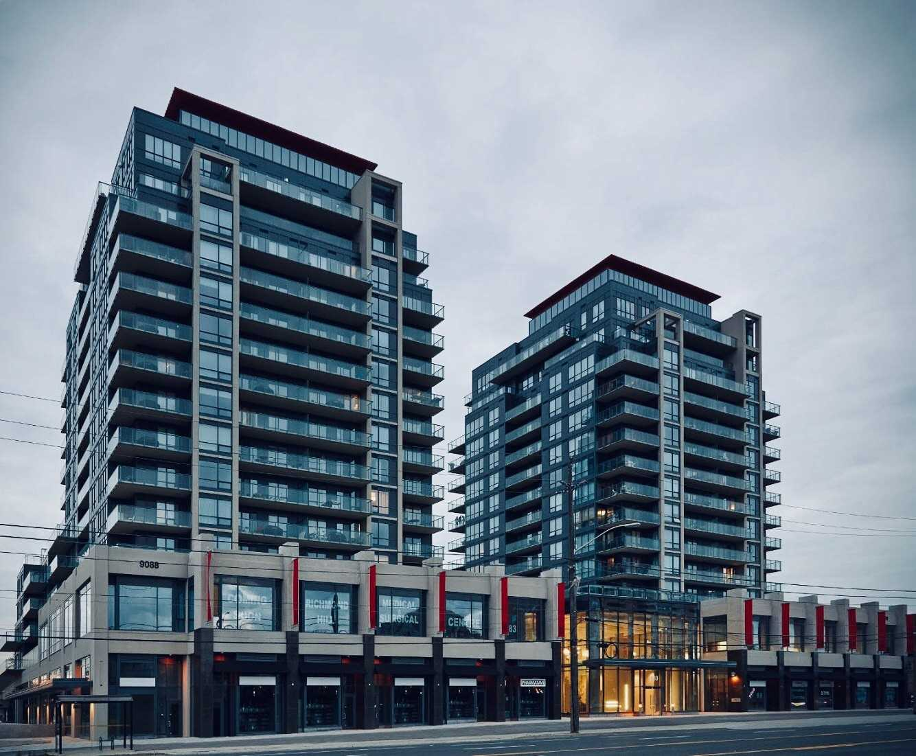 #902B - 9090 Yonge St, Richmond Hill N4423312