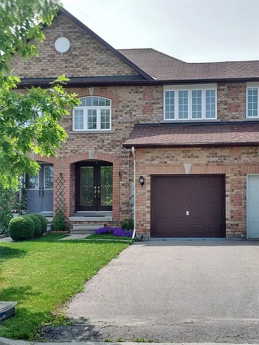 69 Bloomgate Cres, Richmond Hill N4510029