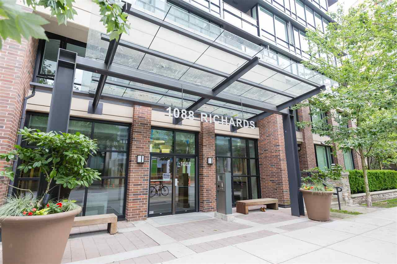 #211 - 1088 RICHARDS   STREET, Vancouver R2191443