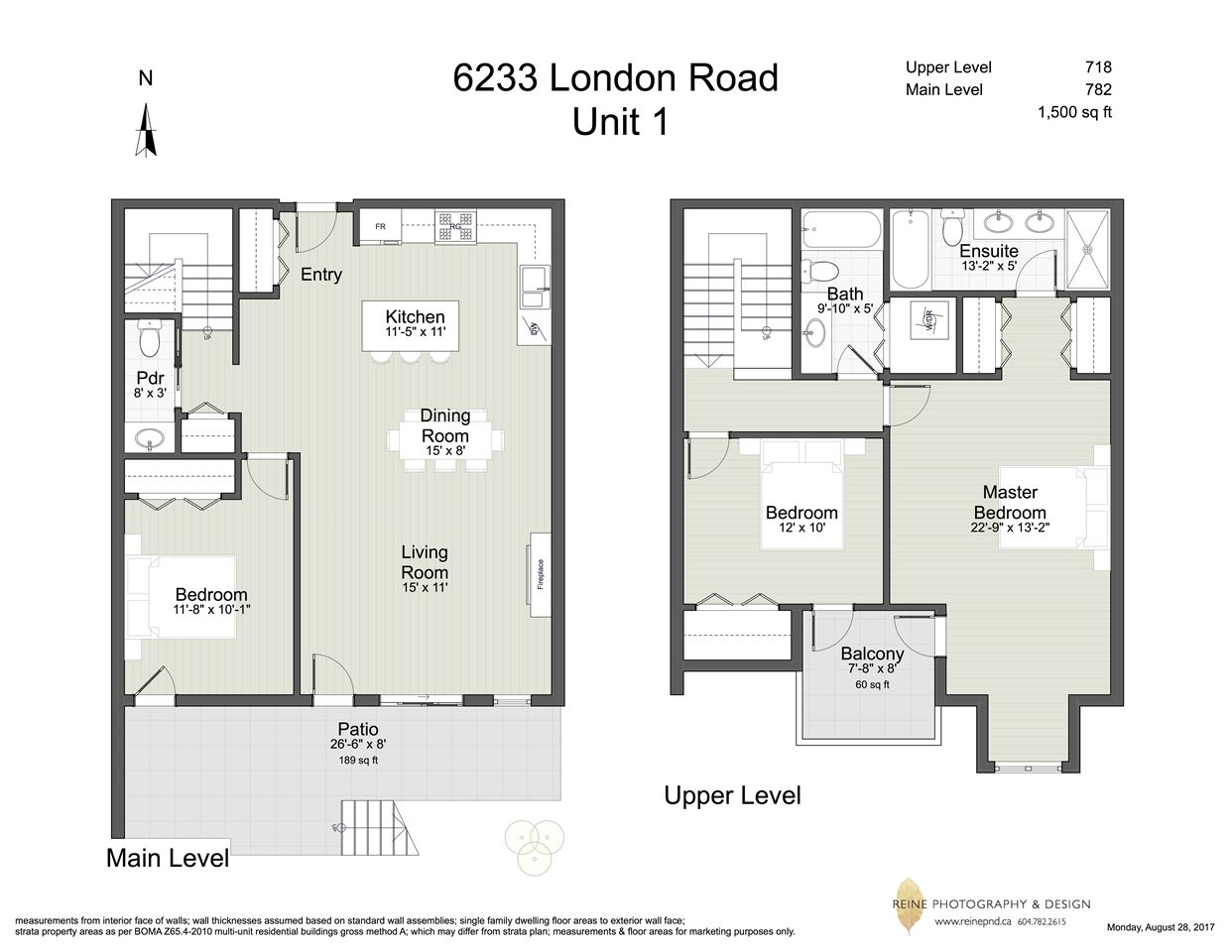 #1 - 6233 LONDON   ROAD, Richmond R2201340