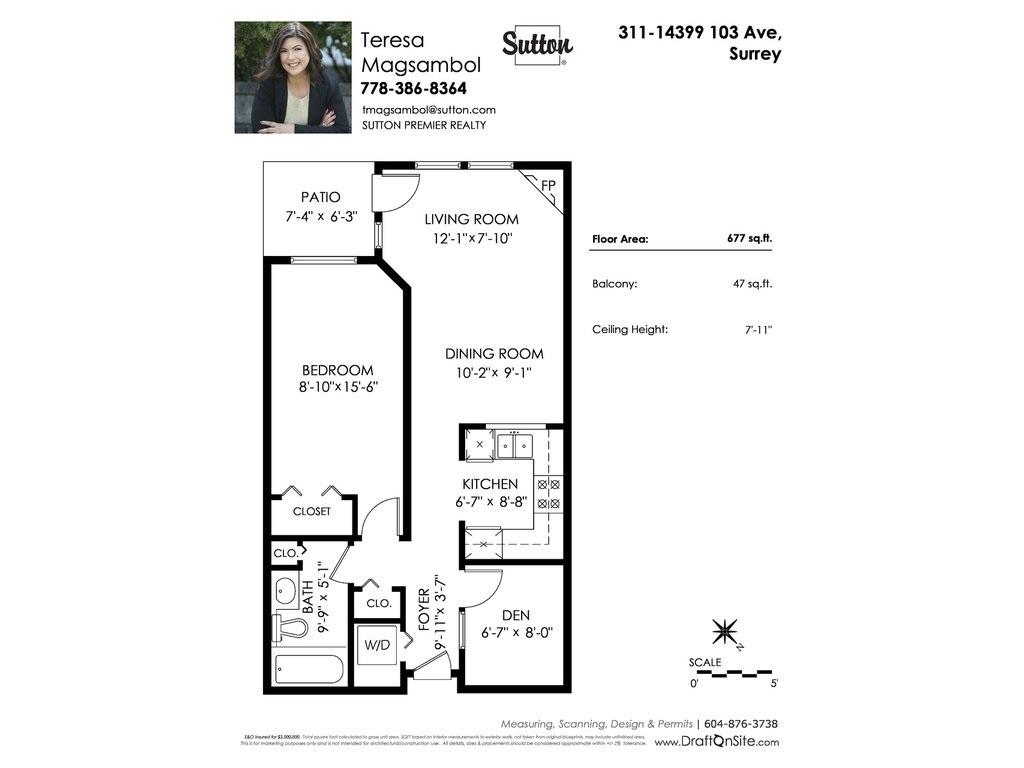#311 - 14399 103 Avenue, Surrey R2328720