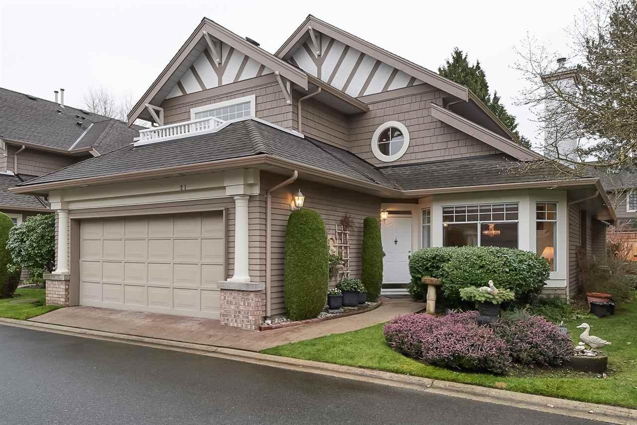 #21 - 5531 CORNWALL Drive, Richmond R2334545