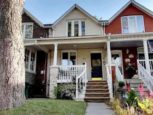 323 Salem Ave, Toronto W3644636