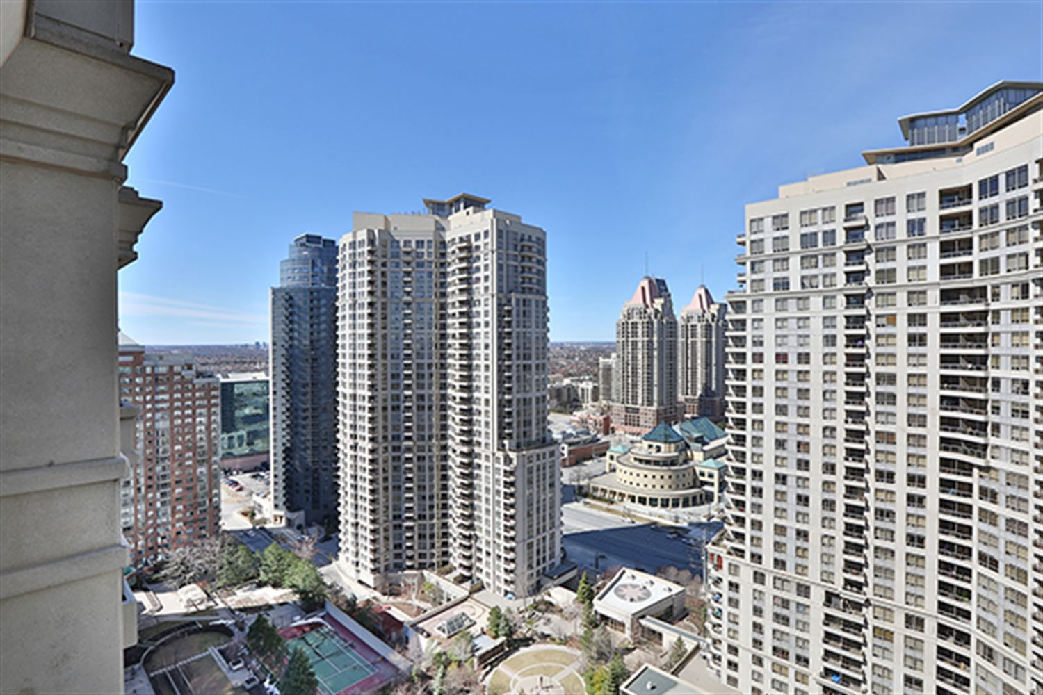 #2601 - 3880 Duke Of York Blvd, Mississauga W3737175