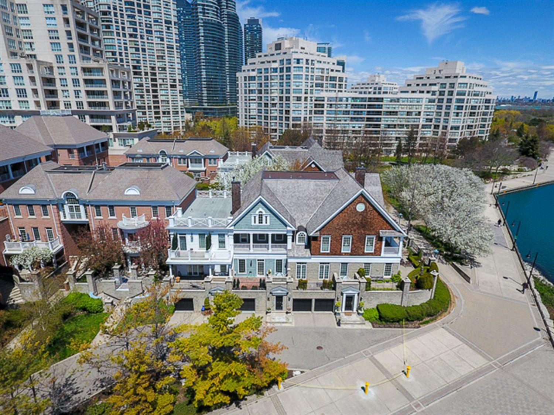 #116 - 2289 Lake Shore Blvd W, Toronto W3796194