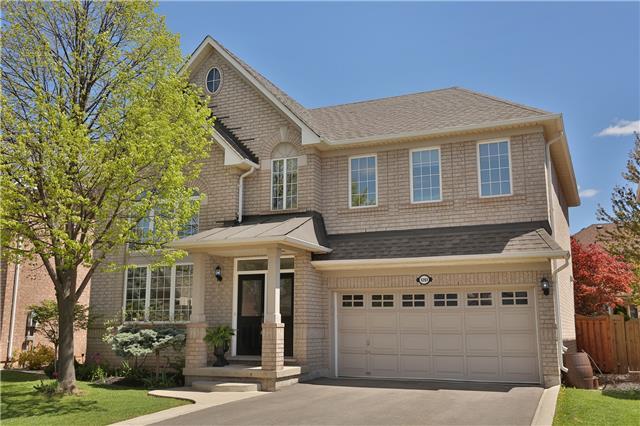 1261 Roundwood Cres, Oakville W3861685