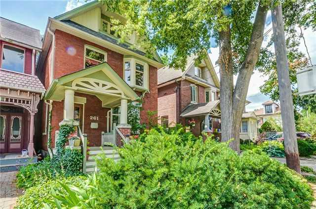 261 Humberside Ave, Toronto W3876655