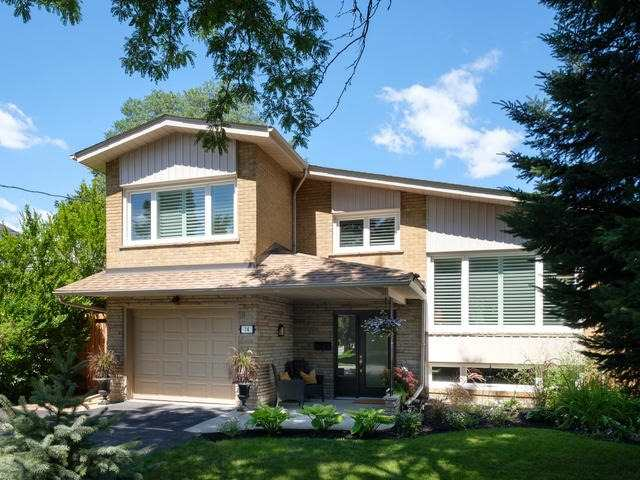 14 Harrop Ave, Toronto W3894955