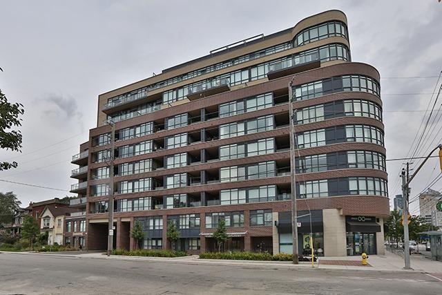 #507 - 11 Superior Ave, Toronto W3906729