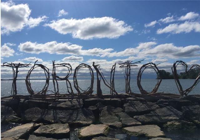 #613 - 58 Marine Parade Dr, Toronto W3914483