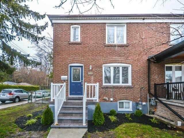 533 Mcroberts Ave, Toronto W3915141
