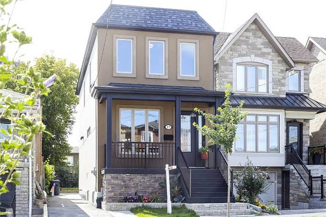 17 Maple Bush Ave, Toronto W3918291