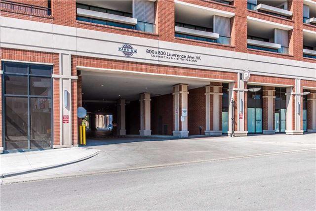 #820 - 800 Lawrence Ave W, Toronto W3924208