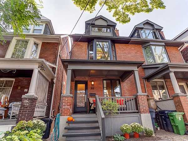 69 Galley Ave, Toronto W3946973