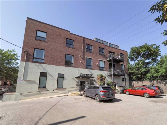 #13 - 121 Prescott Ave, Toronto W3948951