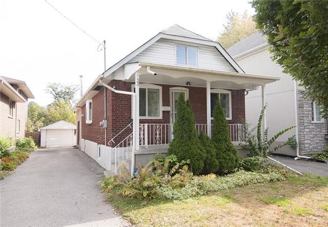 33 Clissold Rd, Toronto W3948984