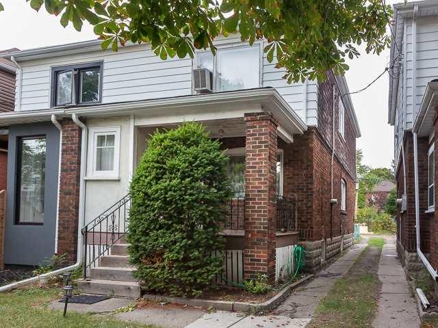 48 Harshaw Ave, Toronto W3950097
