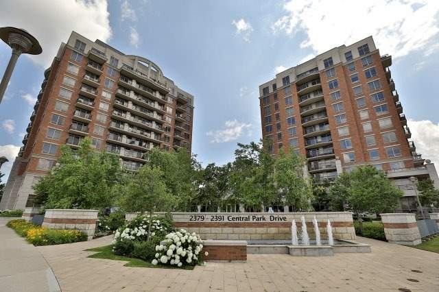 #903 - 2391 Central Park Dr, Oakville W3997797