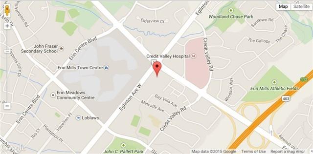 #1003 - 2560 Eglinton Ave W, Mississauga W4015651