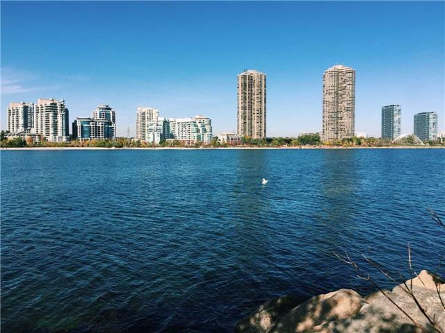 #2410 - 2045 Lake Shore Blvd W, Toronto W4019519