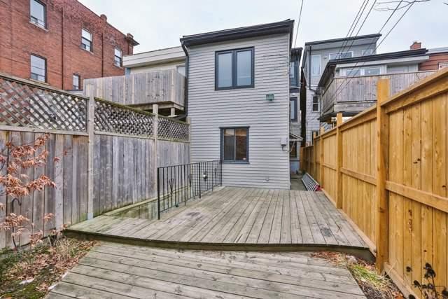 815 Dovercourt Rd, Toronto W4040594