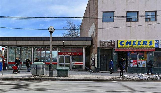 #811 - 1420 Dupont St, Toronto W4049629